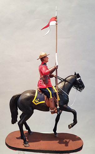 Mounted Royal Canadian Mountie 2012
