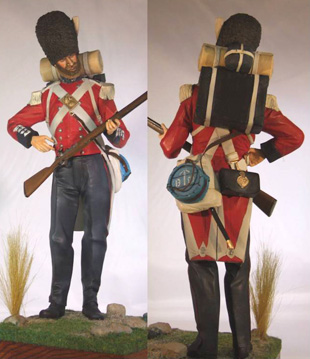 Grenadier Guard Crimea 1854