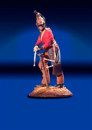 Dragoon Officer 1815