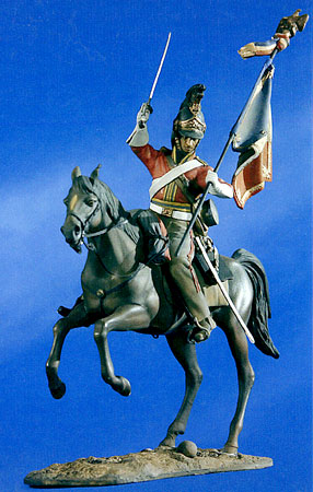 Corporal Stiles 1st Royal Dragoons Waterloo 1815