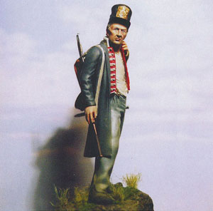 Private 31st (Huntingdonshire) Foot Regiment 1811